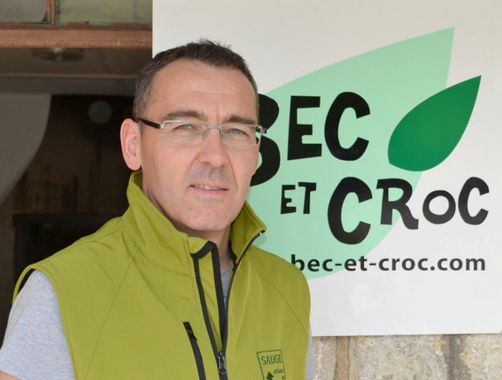 Olivier Sauge bec et croc