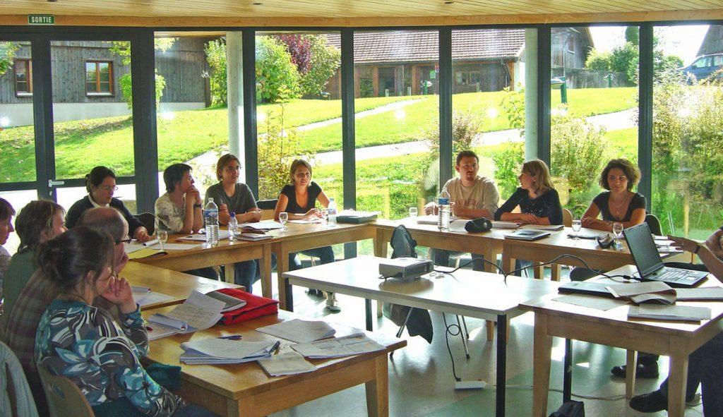 séminaire dans le Doubs Franche-Comté