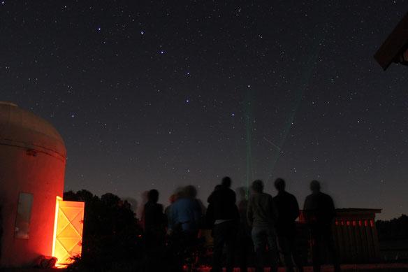découverte astronomie Montagnes du jura