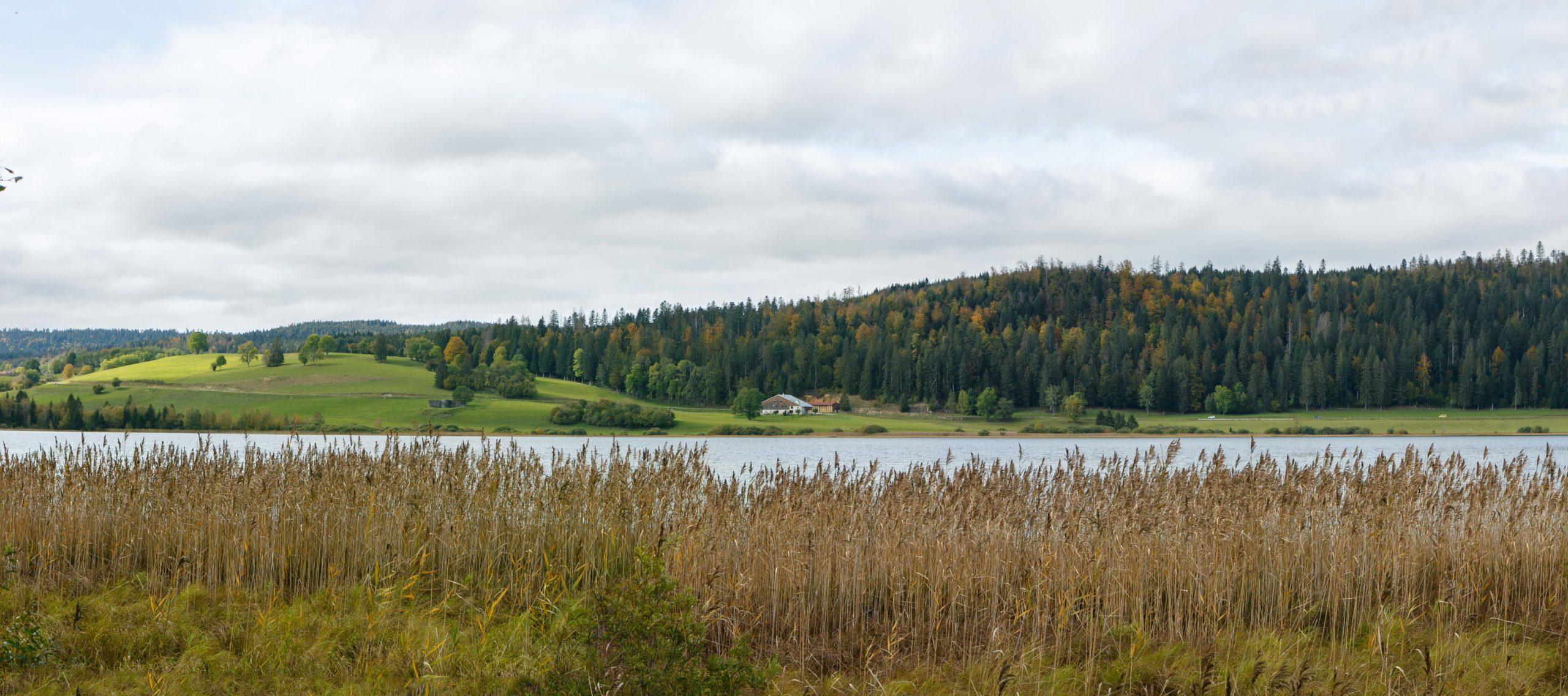 Lac remorey Jura Doubs Otentik